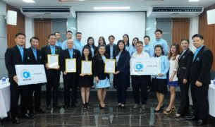Socotec - Congratulations to Siam Smile Broker (Thailand) and Smile TPA for receiving ISO certificate 9001:2015