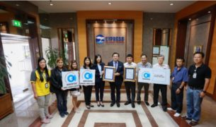 Socotec - Congratulations to Cypress Semiconductor (Thailand) Co., Ltd. for receiving their ISO 14001:2015 and OHSAS 18001:2007