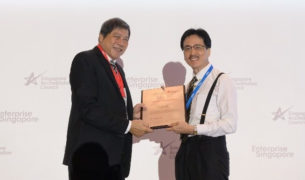 Socotec - SOCOTEC Certification Singapore, accredited to ISO 37001:2016 and ISO 27001:2013.