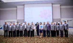 Socotec - The Savings and Credit Cooperative of Royal Thai Police Headquarters received the ISO 9001:2015